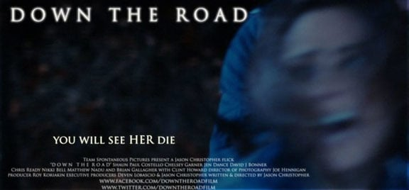 Nobody Gets Out Alive (Down the Road) Poster
