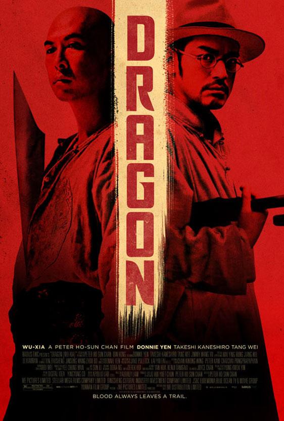 Dragon (Wu Xia) Poster