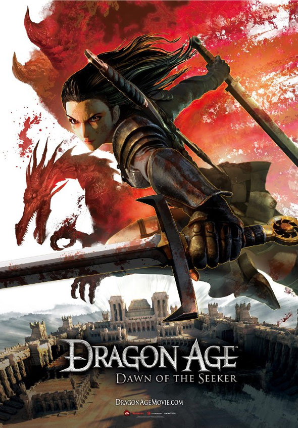 Dragon Age: Dawn Of The Seeker Poster #1