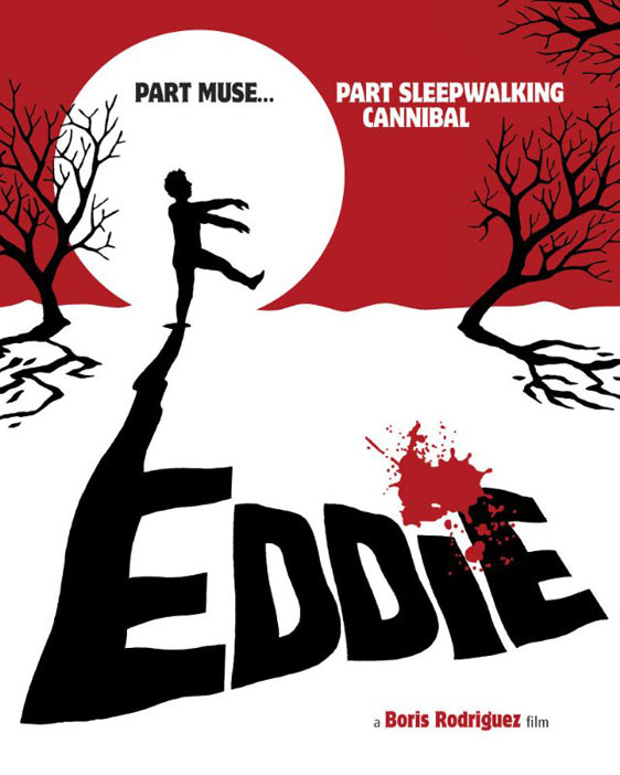 Eddie - The Sleepwalking Cannibal Poster