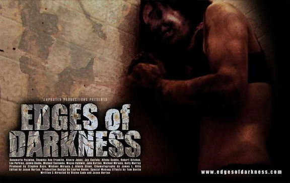 Edges of Darkness Poster #2