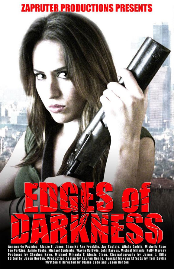 Edges of Darkness Poster