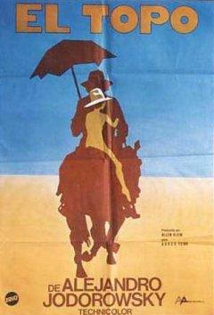 El Topo Poster #2
