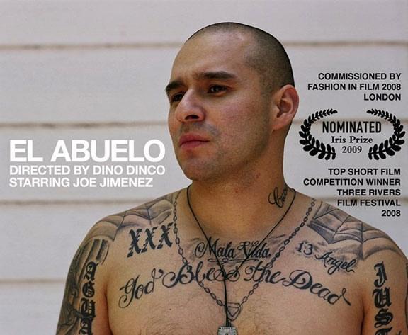 El Abuelo Poster