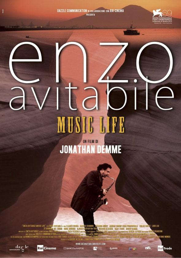 Enzo Avitabile Music Life Poster