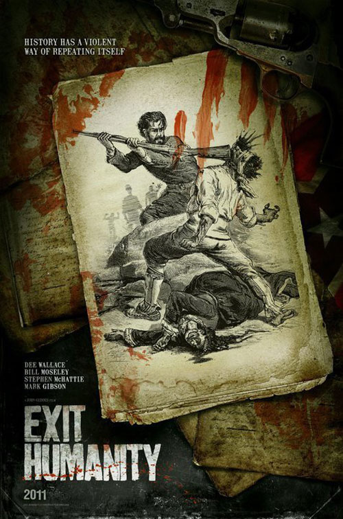 Exit Humanity Poster #1