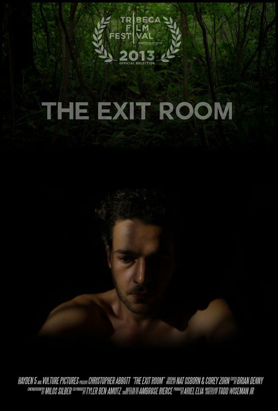 The Exit Room Poster