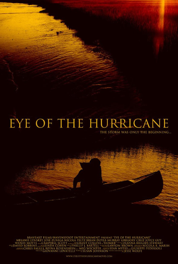 Eye of the Hurricane Poster