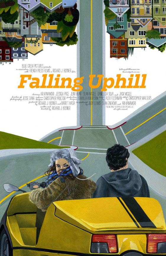 Falling Uphill Poster #1