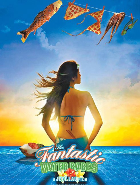 The Fantastic Water Babes (Chut sui fu yung) Poster
