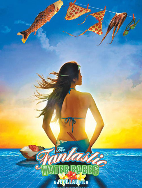 The Fantastic Water Babes (Chut sui fu yung) Poster #1
