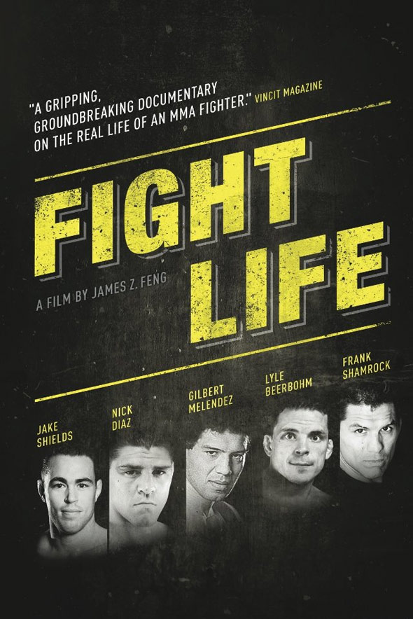 Fight Life Poster #1