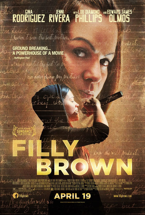 Filly Brown Poster #3