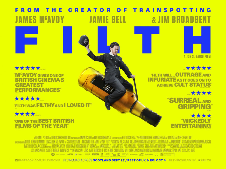 Filth Poster #3
