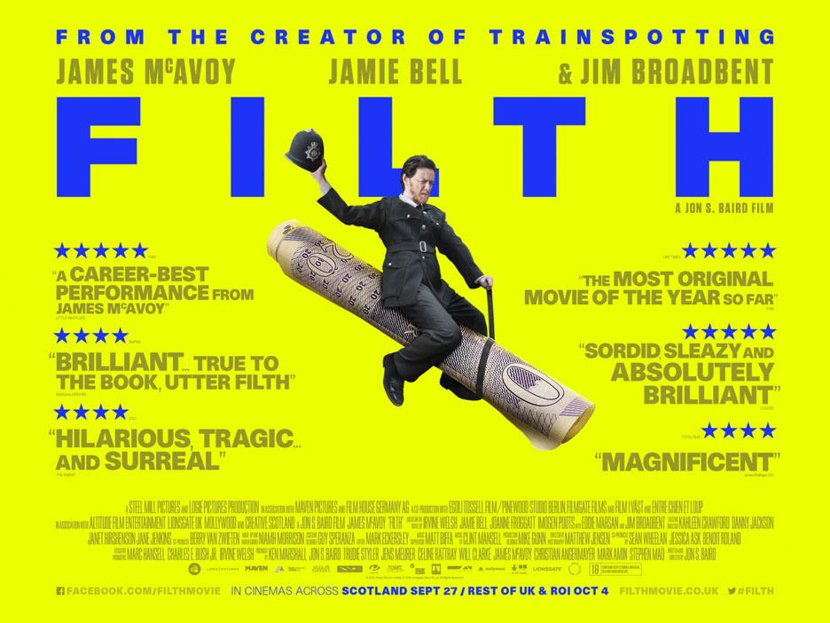 Filth Poster #4