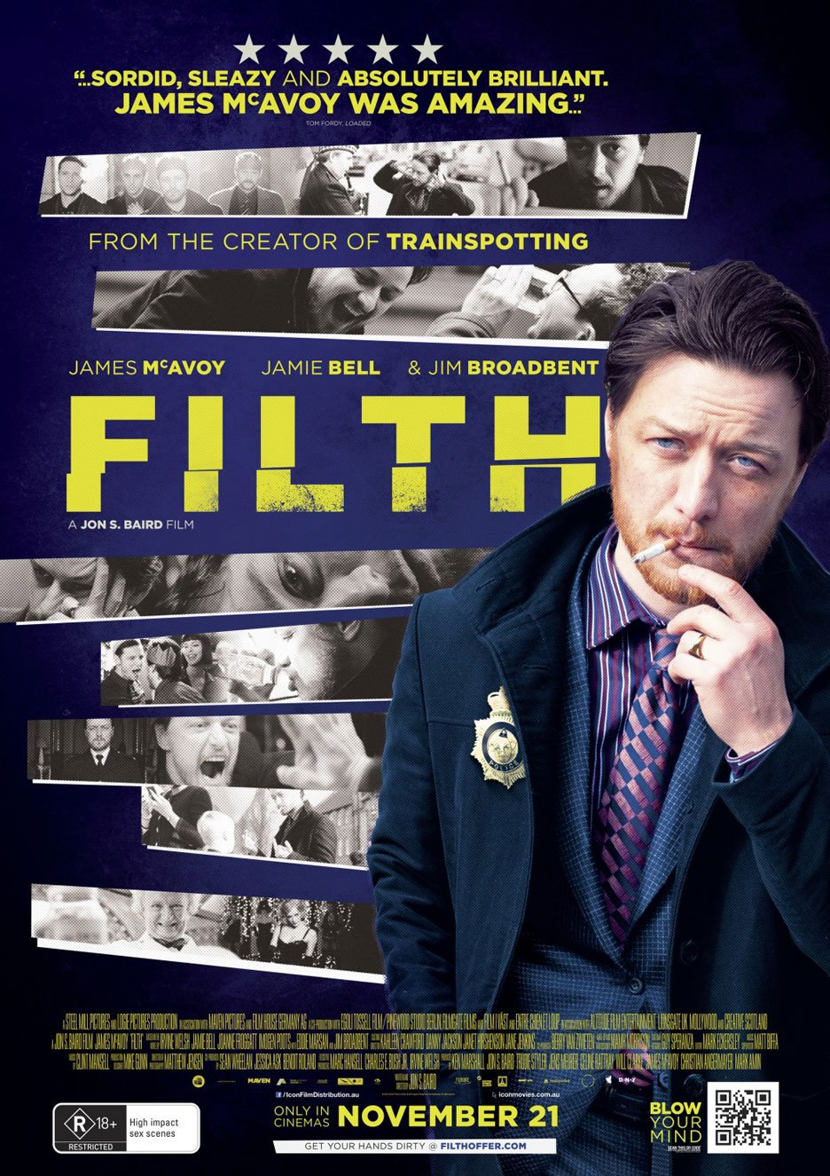 Filth Poster #5