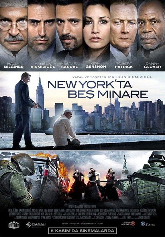 Five Minarets in New York Poster #1