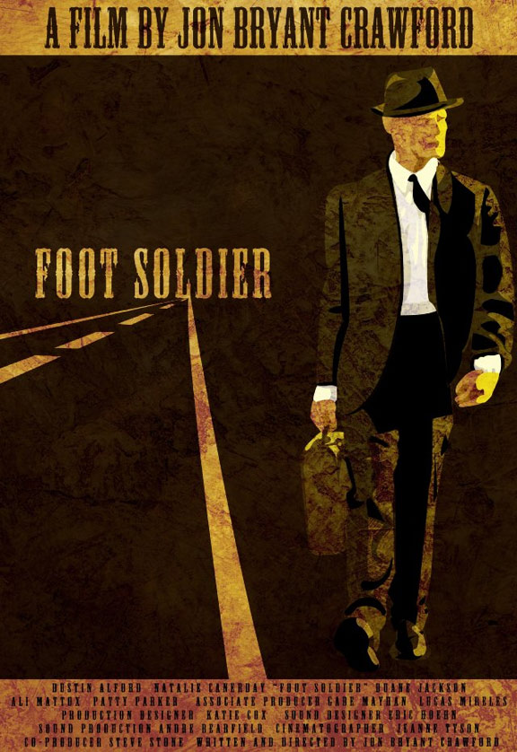 Foot Soldier Poster