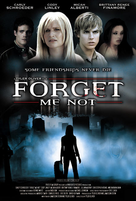 Forget Me Not Poster #2