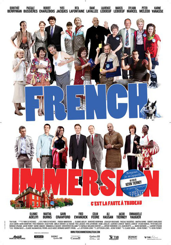 French Immersion Poster #1