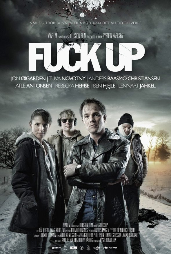 Fuck Up Poster #1