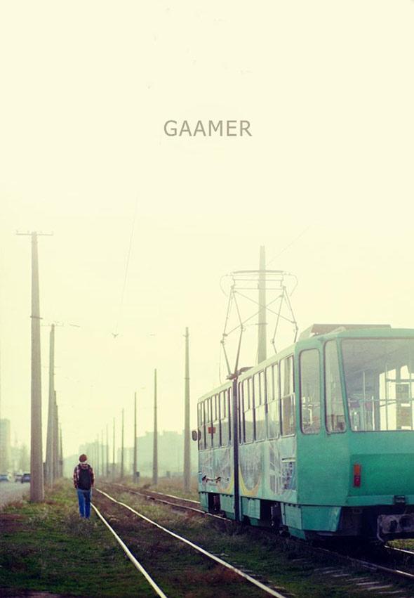 Gaamer Poster