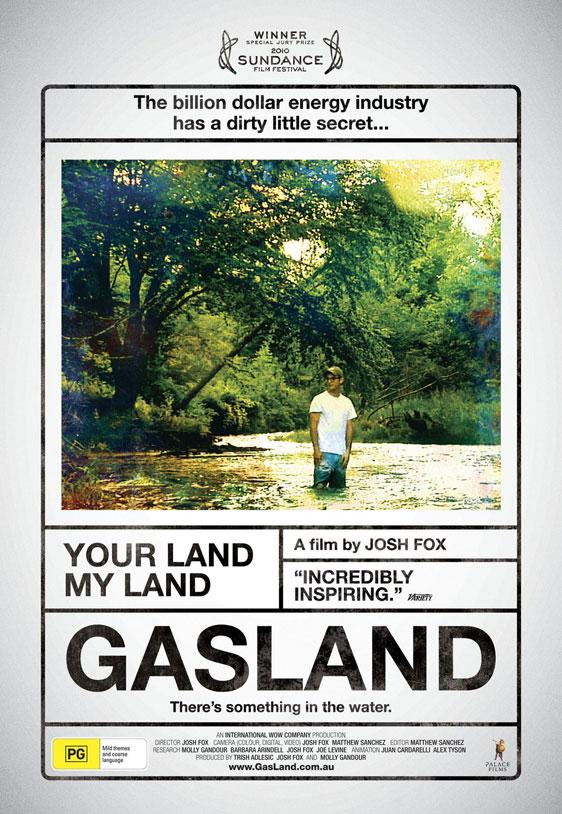 GasLand Poster #3