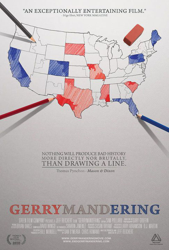 Gerrymandering Poster #2
