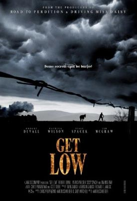Get Low Poster #2