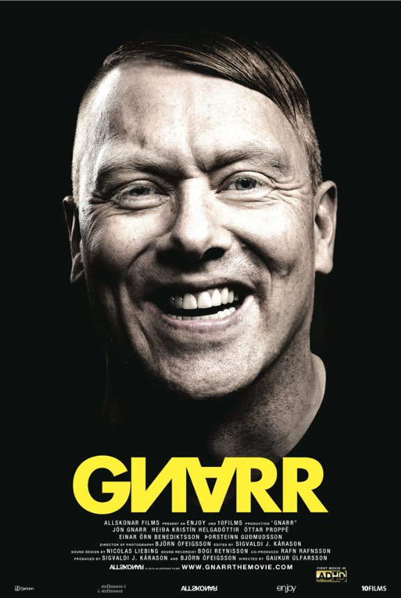 Gnarr Poster