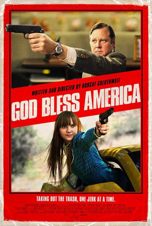 God Bless America Poster #2
