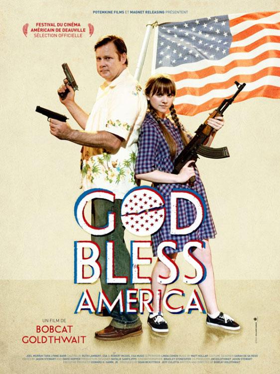 God Bless America Poster #3