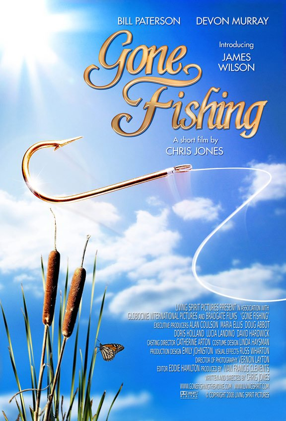 Gone Fishing Poster #1