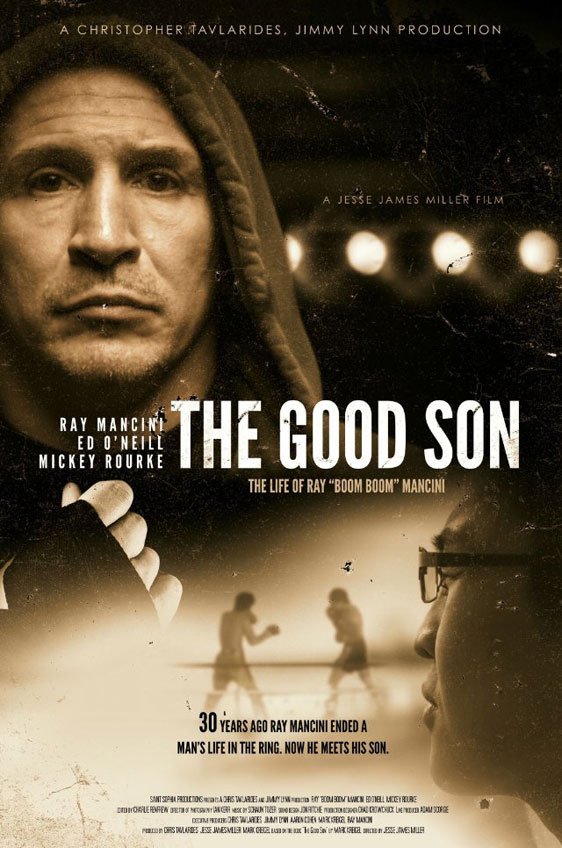 The Good Son: The Life of Ray Boom Boom Mancini Poster #1
