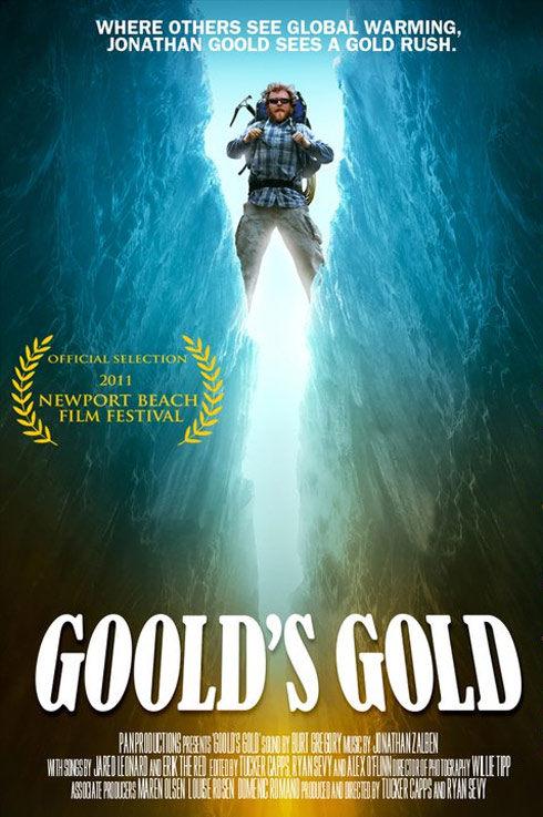 Goold's Gold Poster