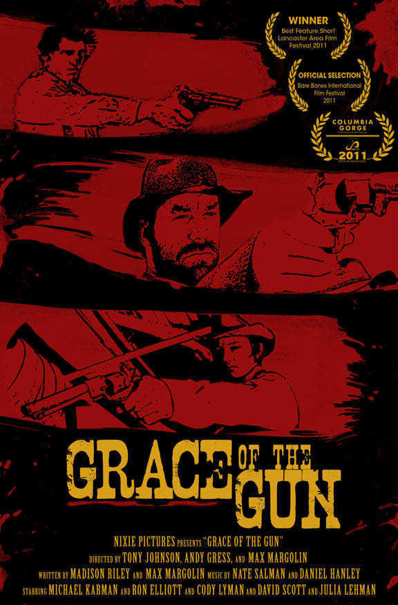 Grace of the Gun Poster #1