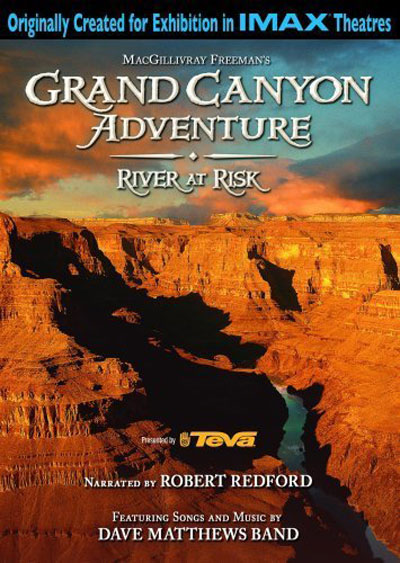 Grand Canyon Adventure: River at Risk Poster #1