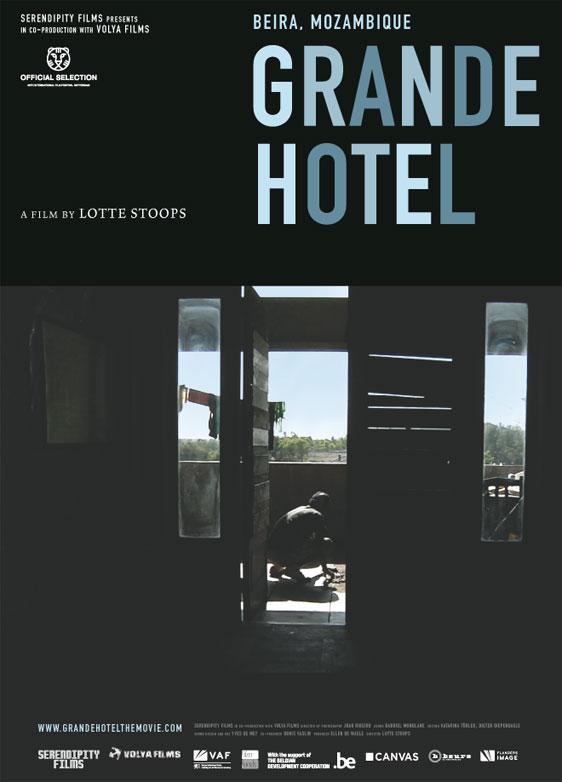 Grande Hotel Poster