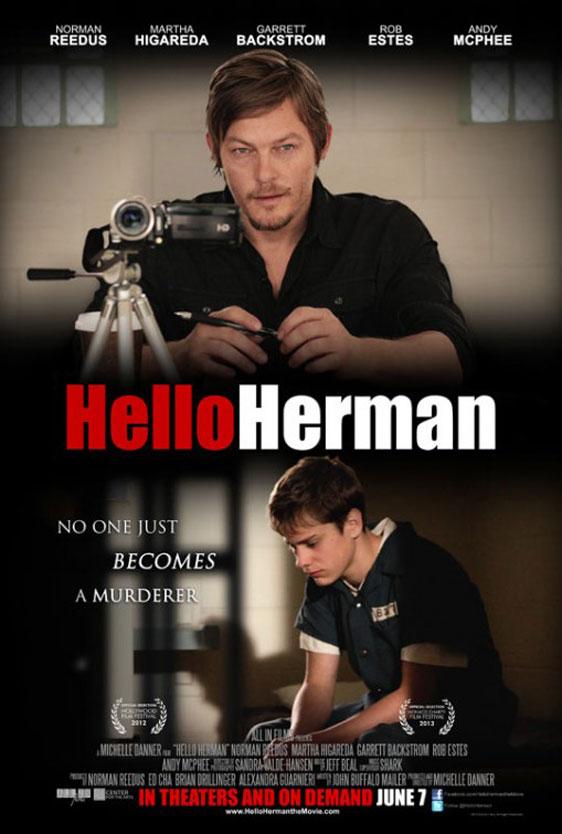 Hello Herman Poster #3
