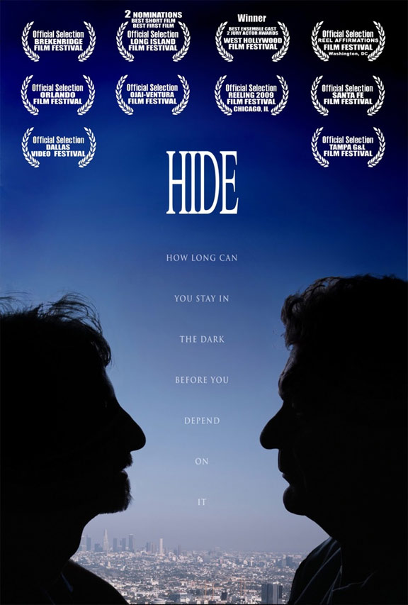 Hide Poster #1