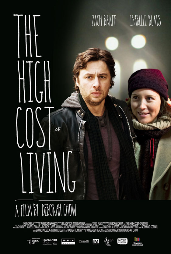 The High Cost of Living Poster #1