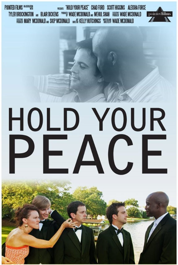 Hold Your Peace Poster #1