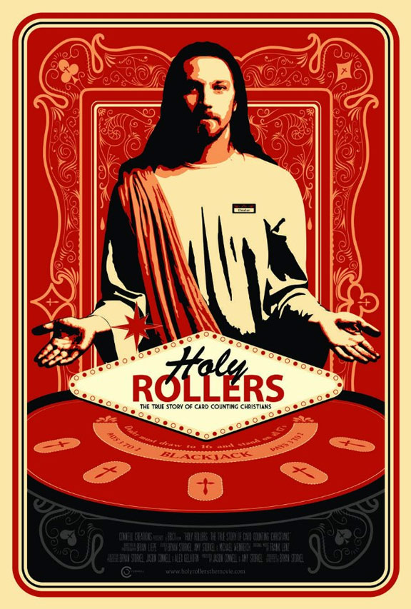 Holy Rollers: The True Story of Card Counting Christians Poster #1