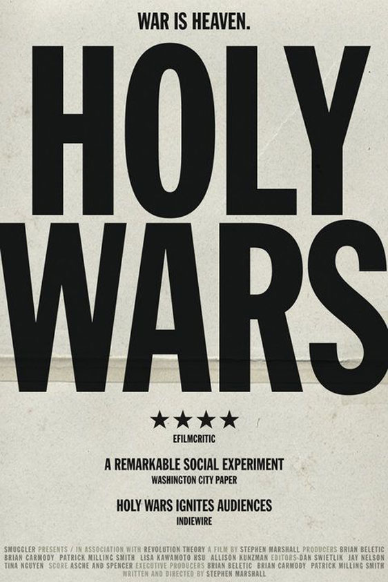 Holy Wars Poster