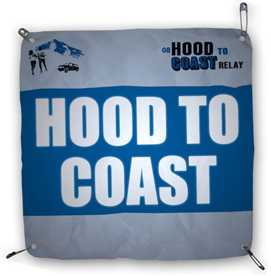 Hood to Coast Poster #1