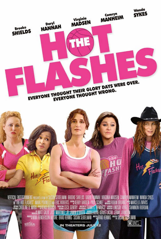 The Hot Flashes Poster #1