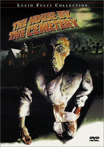 The House by the Cemetery Poster
