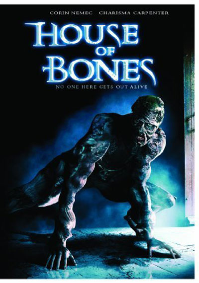 House of Bones Poster #1