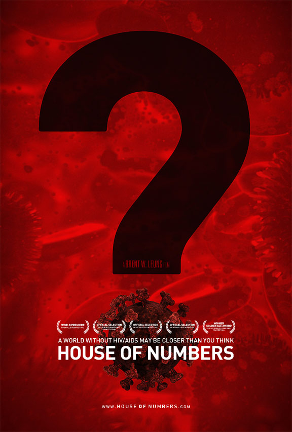 House of Numbers Poster #1