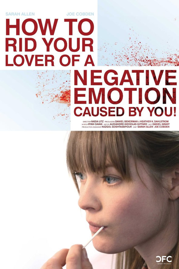 How to Rid Your Lover of a Negative Emotion Caused by You! Poster